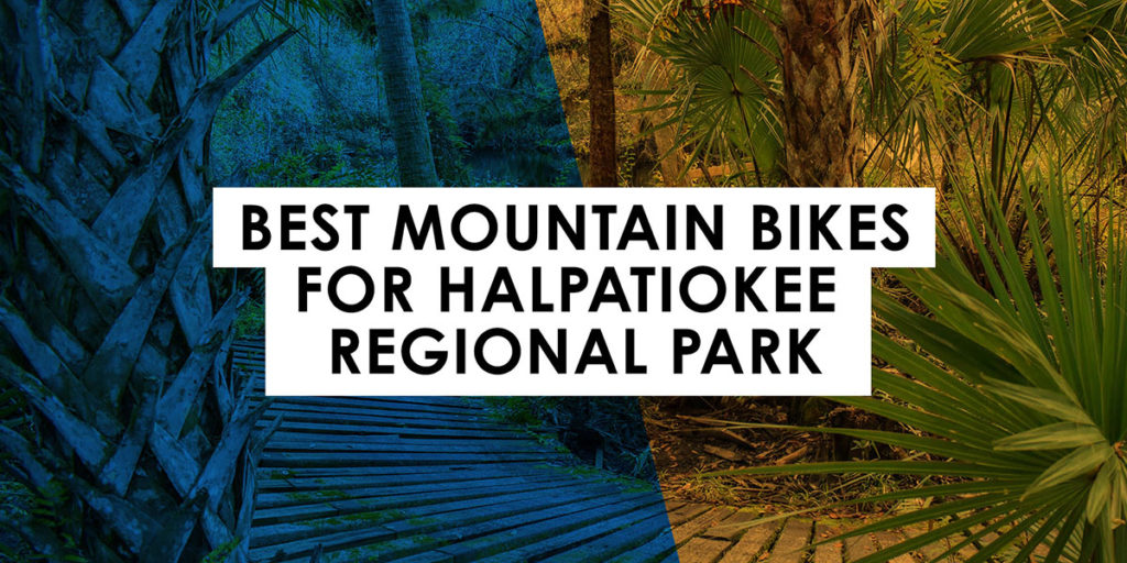 Best Mountain Bikes for Halpatiokee Regional Park