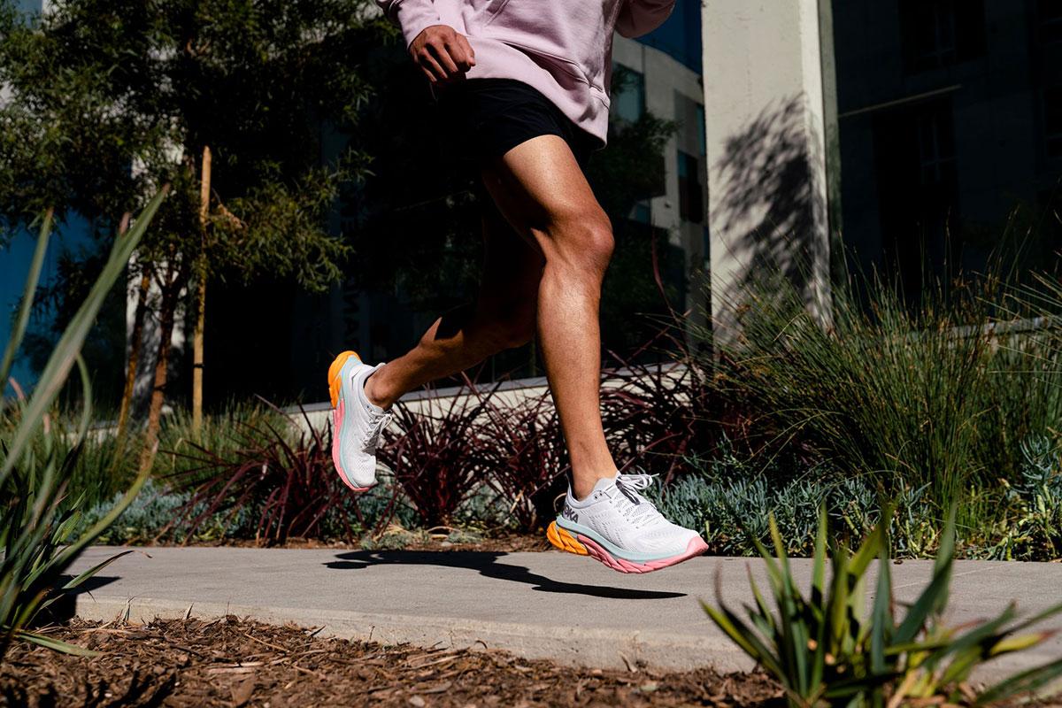 Bikes Palm Beach carries Hoka running shoes