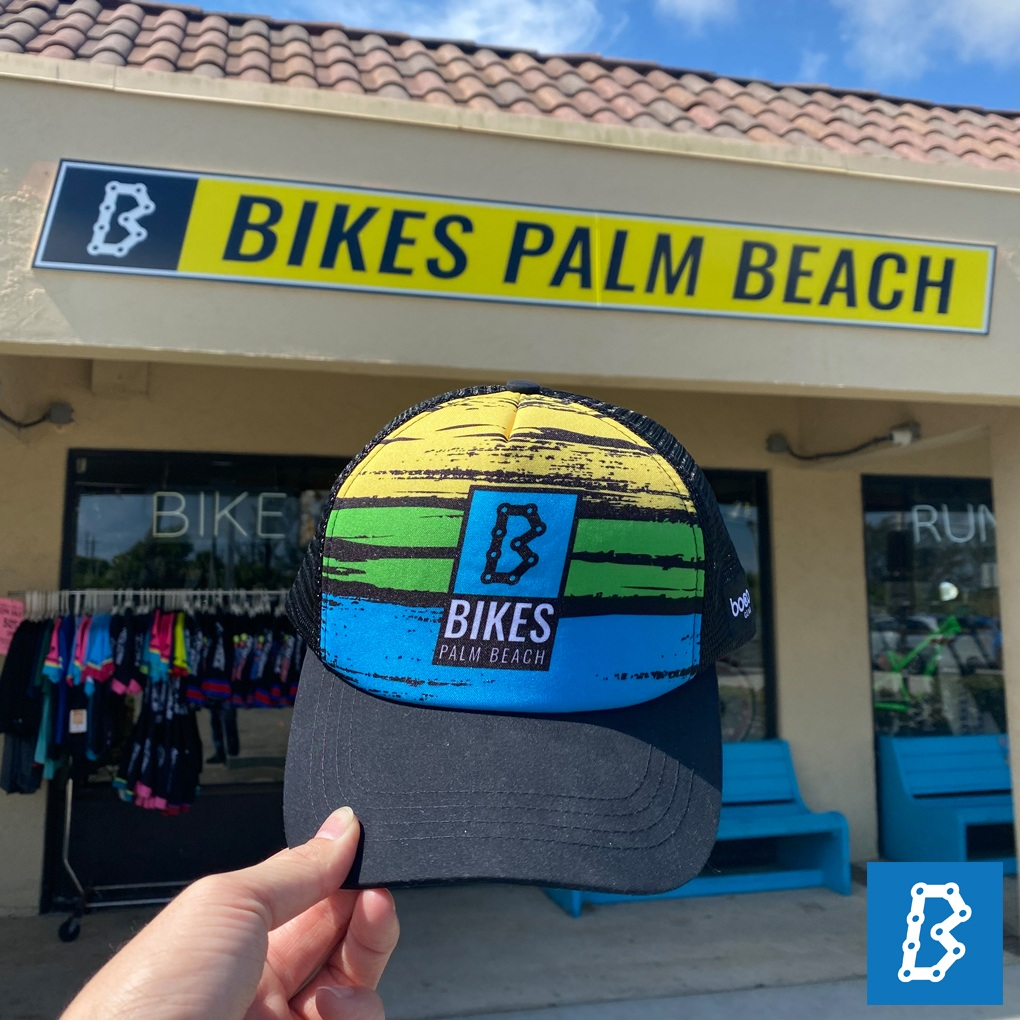 Bikes Palm Beach Trucker Hats are In Stock