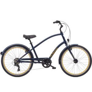 Electra Townie 7D EQ Step Over Blue Cruiser Bike
