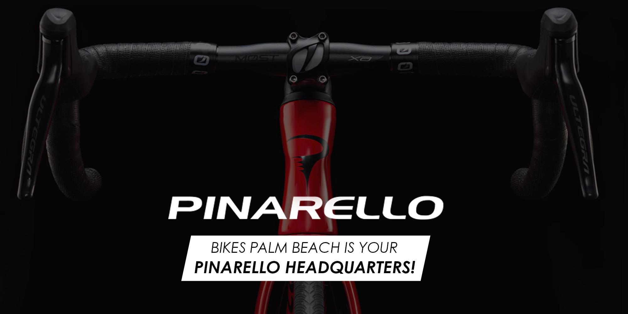 Bikes Palm Beach is your Pinarello Headquarters