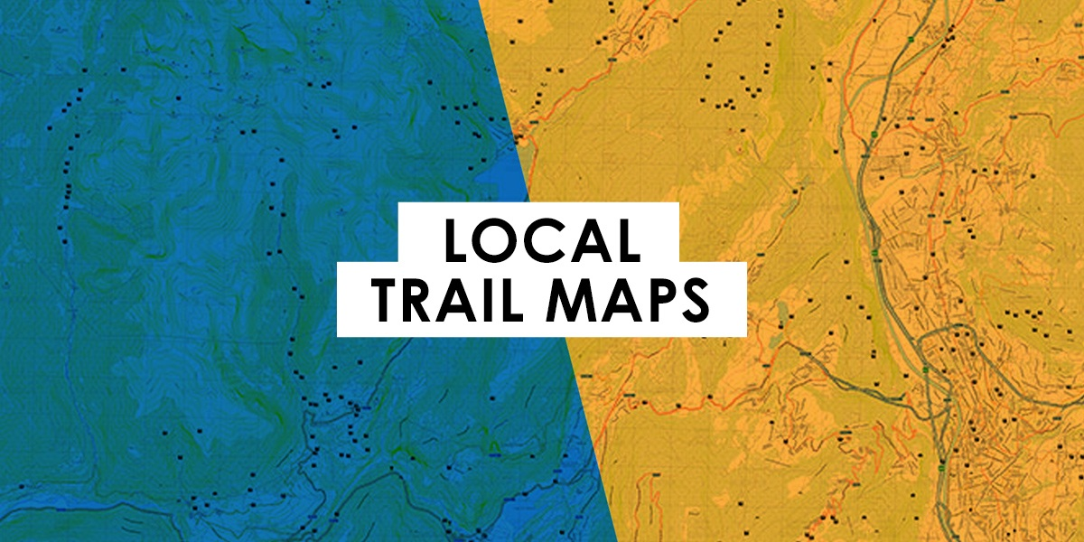 South Florida Trail Maps