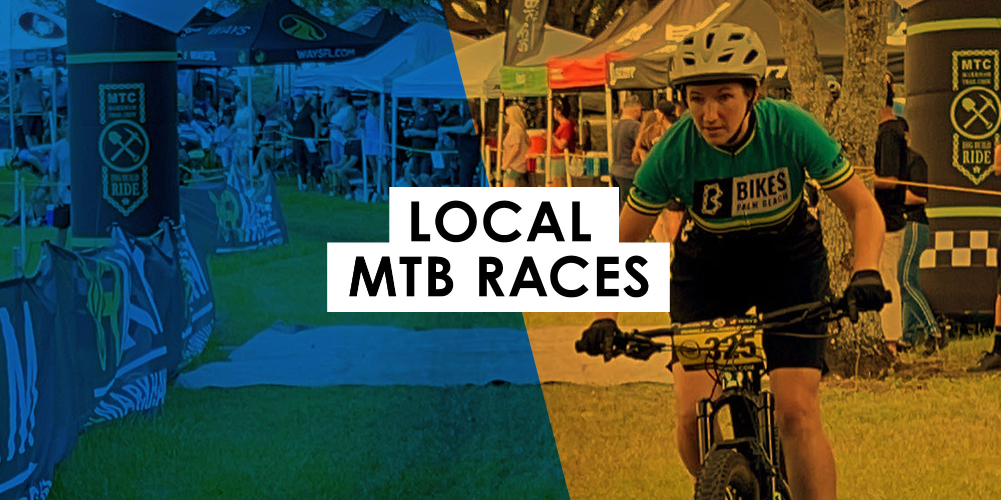 Local beginner-friendly MTB races are coming up!